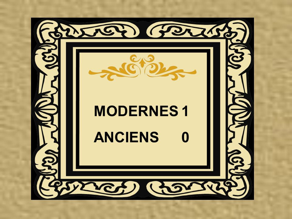 1676-1677 DÉBAT SUR LES INSCRIPTIONS Le milieu culturel remet en question la tradition de lutilisation du latin pour graver les inscriptions sur les monuments officiels.