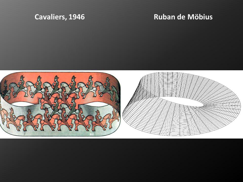 Cavaliers, 1946Ruban de Möbius