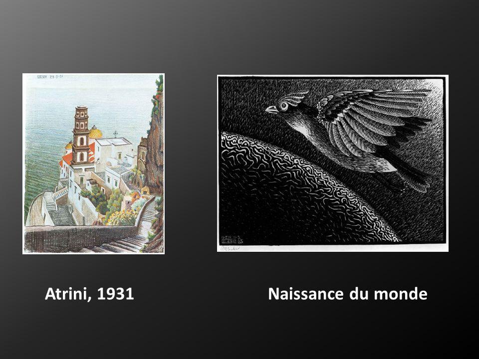 Atrini, 1931Naissance du monde