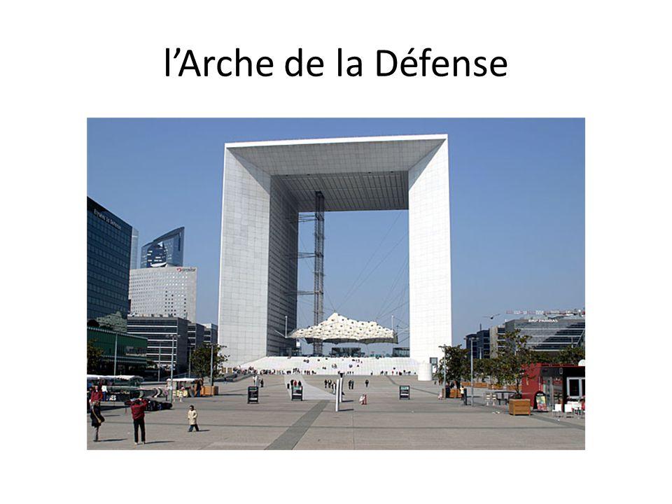 lArche de la Défense