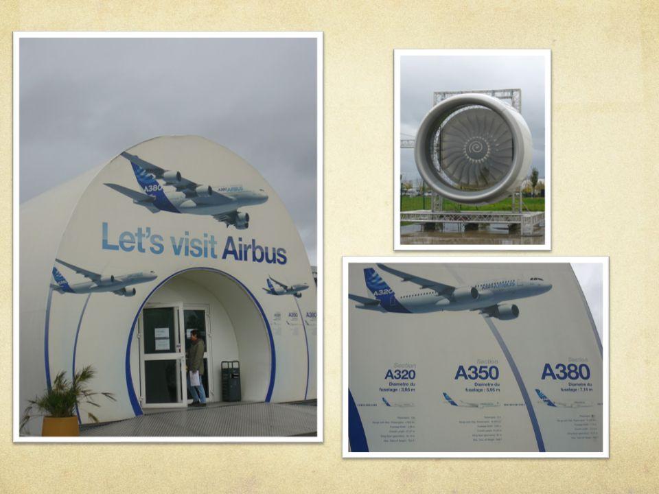 Des terminales scientifiques chez Airbus