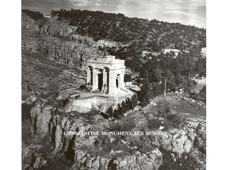 CONSTANTINE MONUMENT AUX MORTS