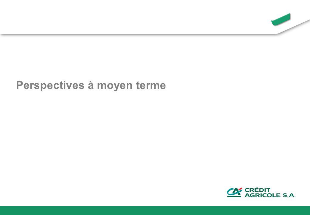 Agenda I.Bref rappel des enjeux denvironnement pour le secteur bancaire II.Quelques thèmes de réflexion pour la banque de détail à moyen terme –Environnement économique –Réglementation –Démographie –Rapport à la banque 2
