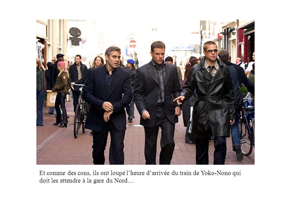 De son côté, Ringo recrute une chanteuse grâce aux petites annonces dans Paris- Boum-Boum.