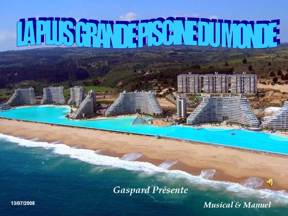 13/07/2008 Gaspard Présente Musical & Manuel