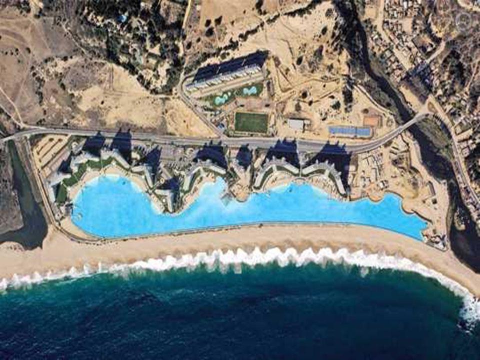 L'initiateur de ce projet pharaonique s'appelle Fernando Fischmann. En 1997, ce biochimiste chilien, devenu promoteur immobilier pour hauts revenus, d