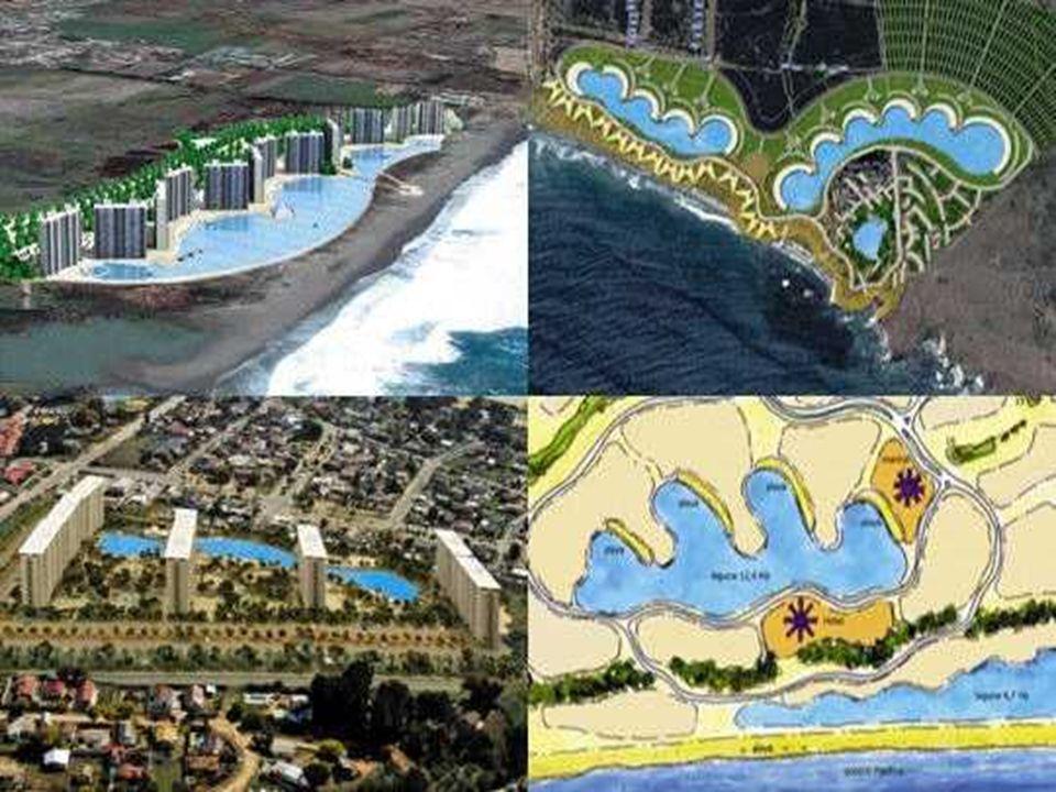 Le site de San Alfonso del Mar comporte le plus aquarium du pays. Derrière les 25 mètres de vitres, 42 espèces de la faune maritime chilienne évoluent