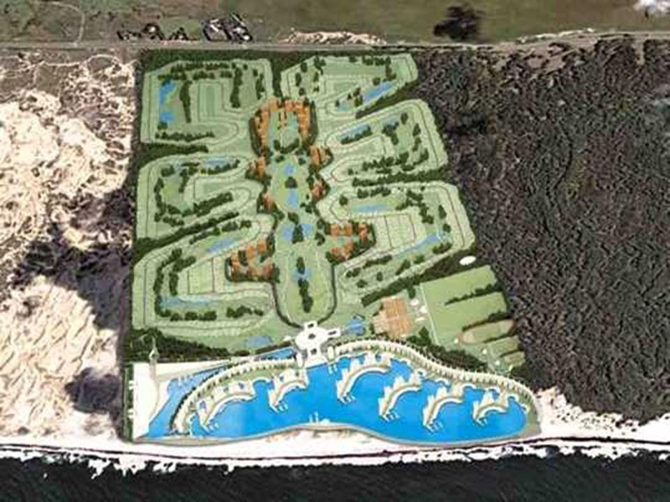 Crystal Lagoons ambitionne de dépasser largement les frontières chiliennes pour son développement. Et c'est au Panama que sera construite la deuxième