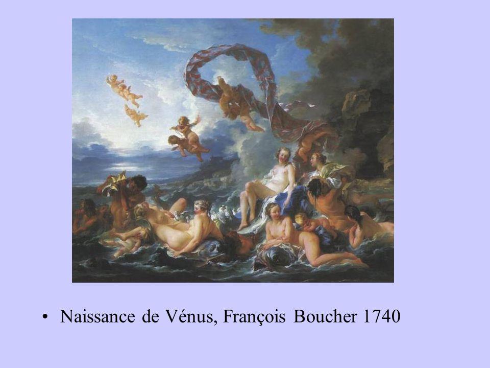 François Boucher - Visite de Vénus à Vulcain 1754