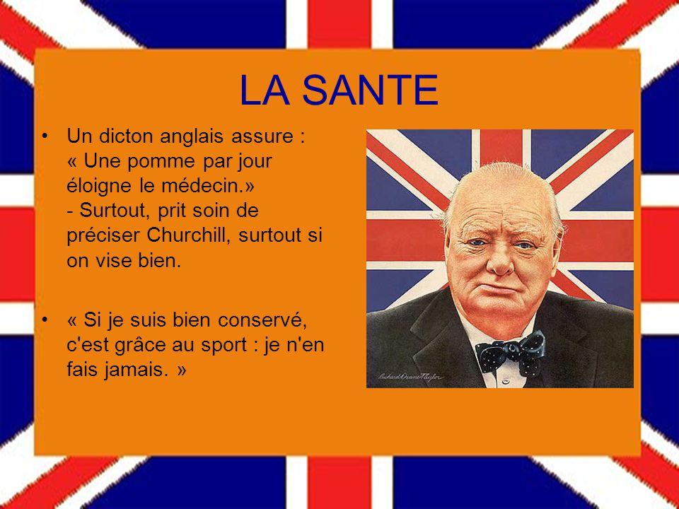 Clement ATLEE A propos de l'un de ses rivaux politique, Winston Churchill déclarait : «Clement Atlee est un homme très modeste. Mais il a de bonnes ra