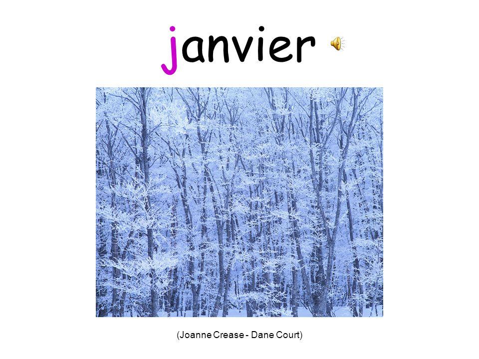(Joanne Crease - Dane Court) Cest quel mois Cest …