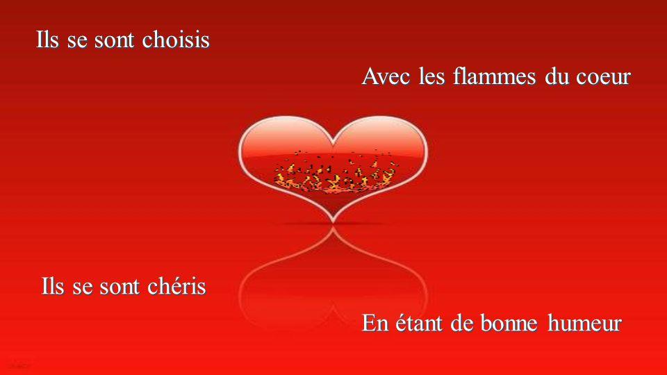 Votre amour cest notre vie Nous sommes les fruits de votre amour Concession dune vie Tour à tour chers troubadours