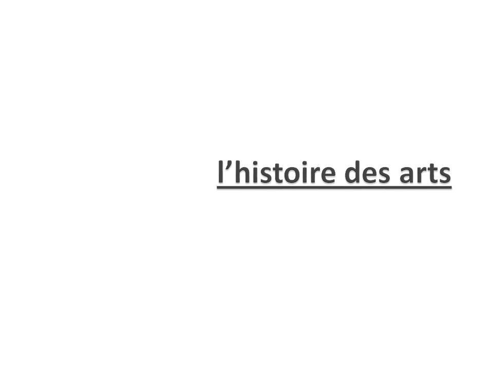 Lenseignement de lhistoire des arts à lécole primaire Objectifs en regard du socle commun.