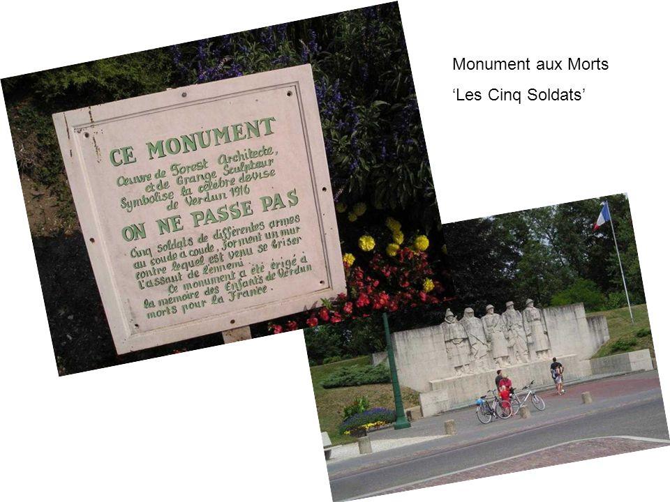 Cet immeuble fut lun des plus beaux hôtels de Verdun… cest du passé ! Maintenant reconverti en bureaux !!