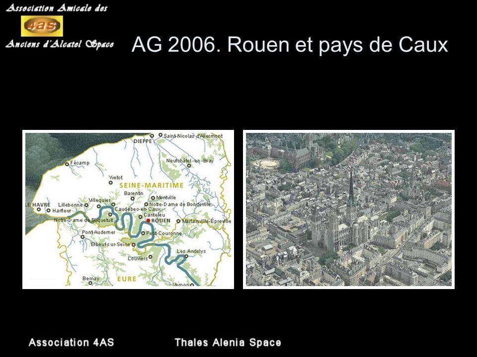 AG 2006. Rouen et pays de Caux Rouen, Vieille Ville, la