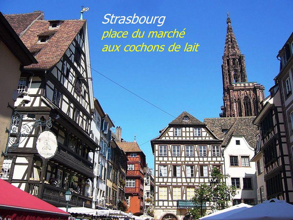 . --- Quartier La petite France - Maison des Tanneurs - S t r a s b o u r g -