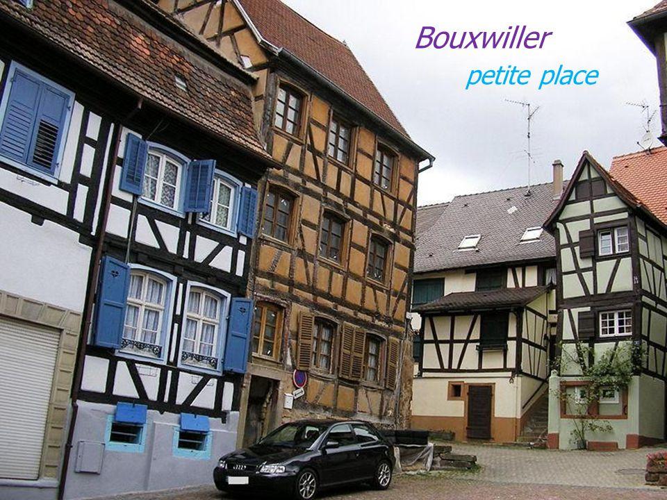 La Petite-Pierre construit au XIIe siècle. transformé au XVIe siècle