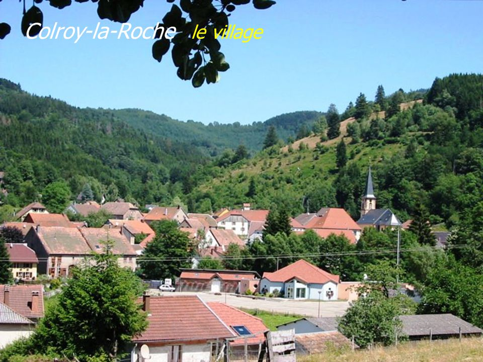 Wildersbach le village
