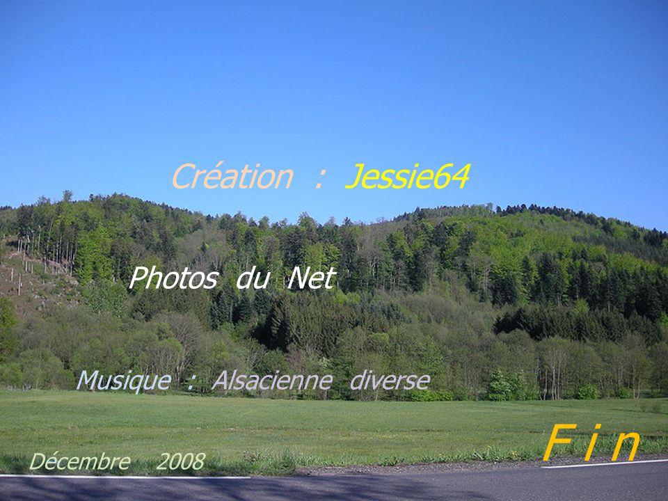 Saint-Blaise-la-Roche. vue sur le village