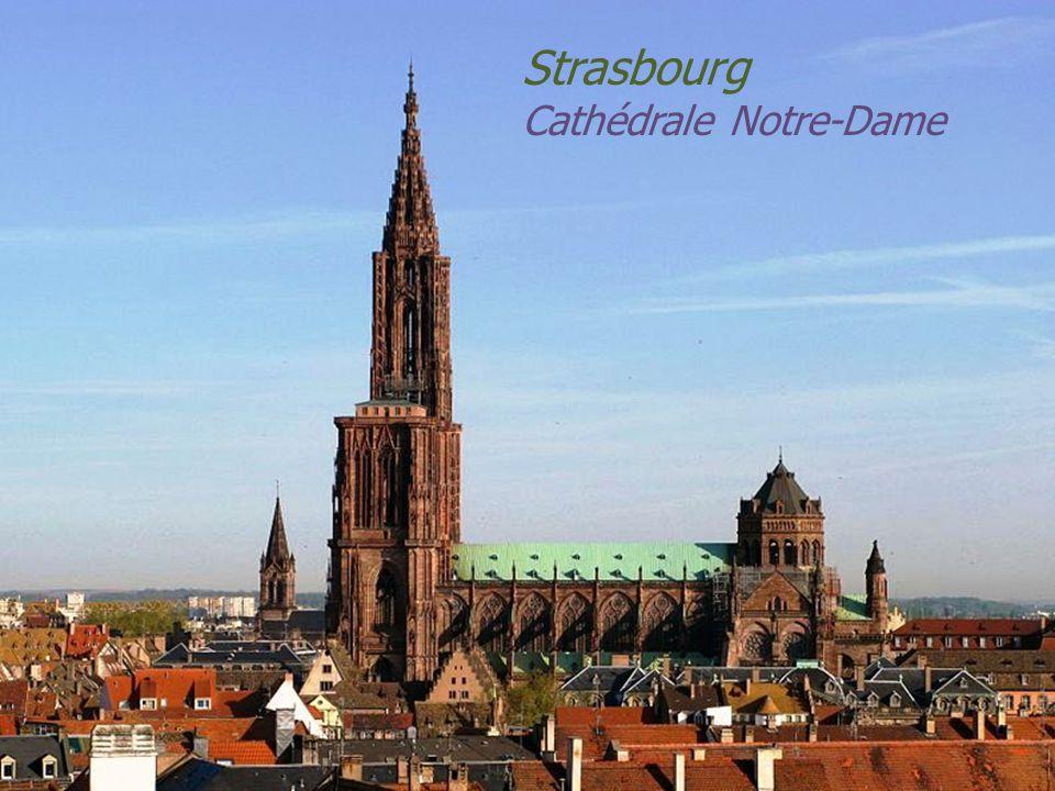 Strasbourg la cité Ungemach