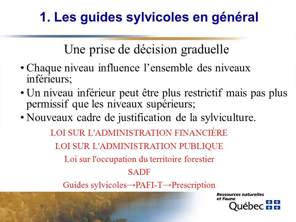 17 Une décision de groupe : Réalisés par des équipes SOR-DAFPP-DIF Consultation réalisée en juin 2010 Résultat de la consultation gr.