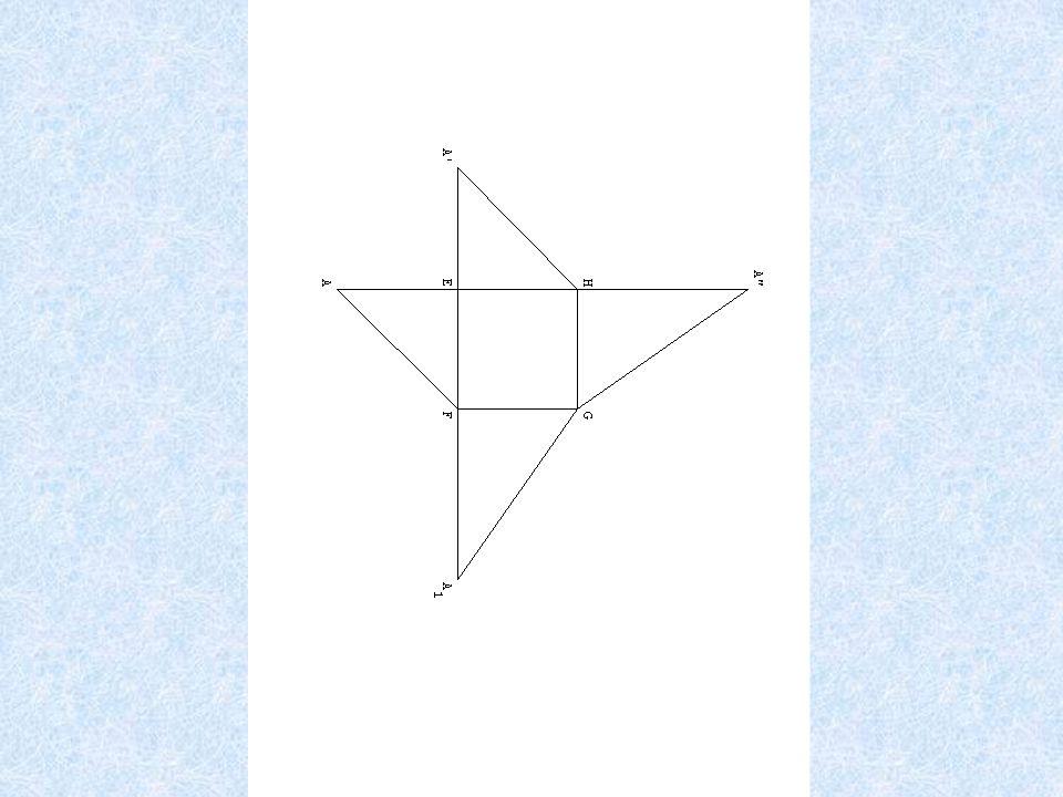 II SECTIONS PLANES 1° Section dun cube ou dun pave droit Géospace La section dun cube ou dun pavé droit par un plan parallèle à une face ou à une arête est un rectangle.
