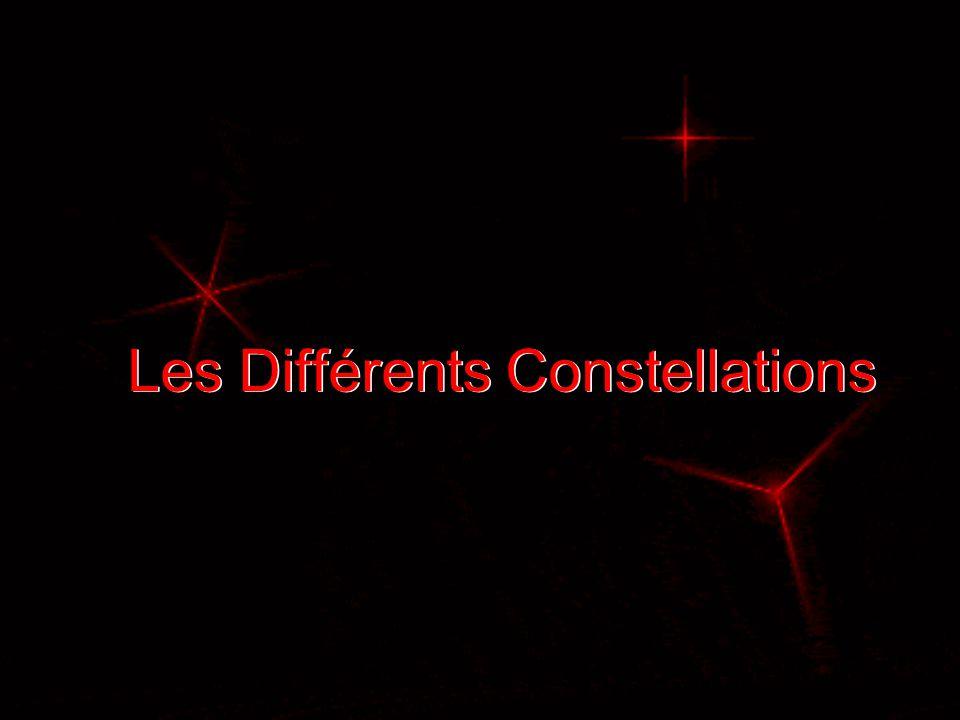 Cassiopée La constellation Cassiopée est très facile a se souvenir.