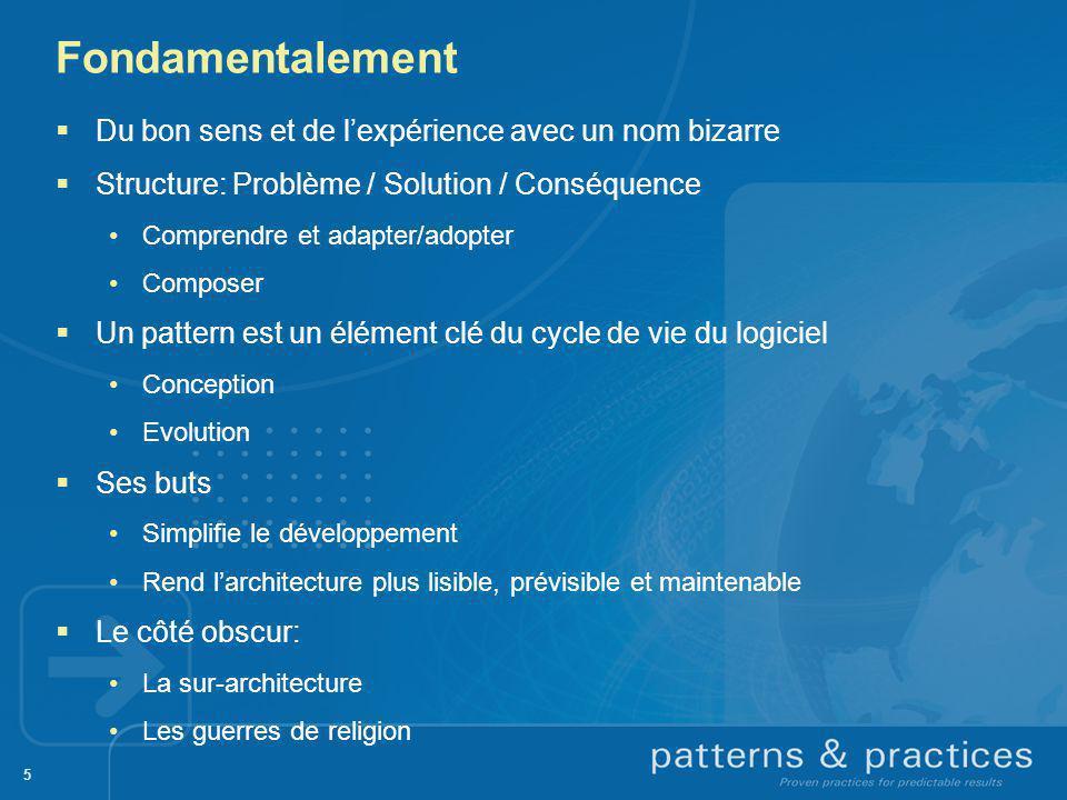 Implémentation du processus: Médiateur (version pro-active) 16