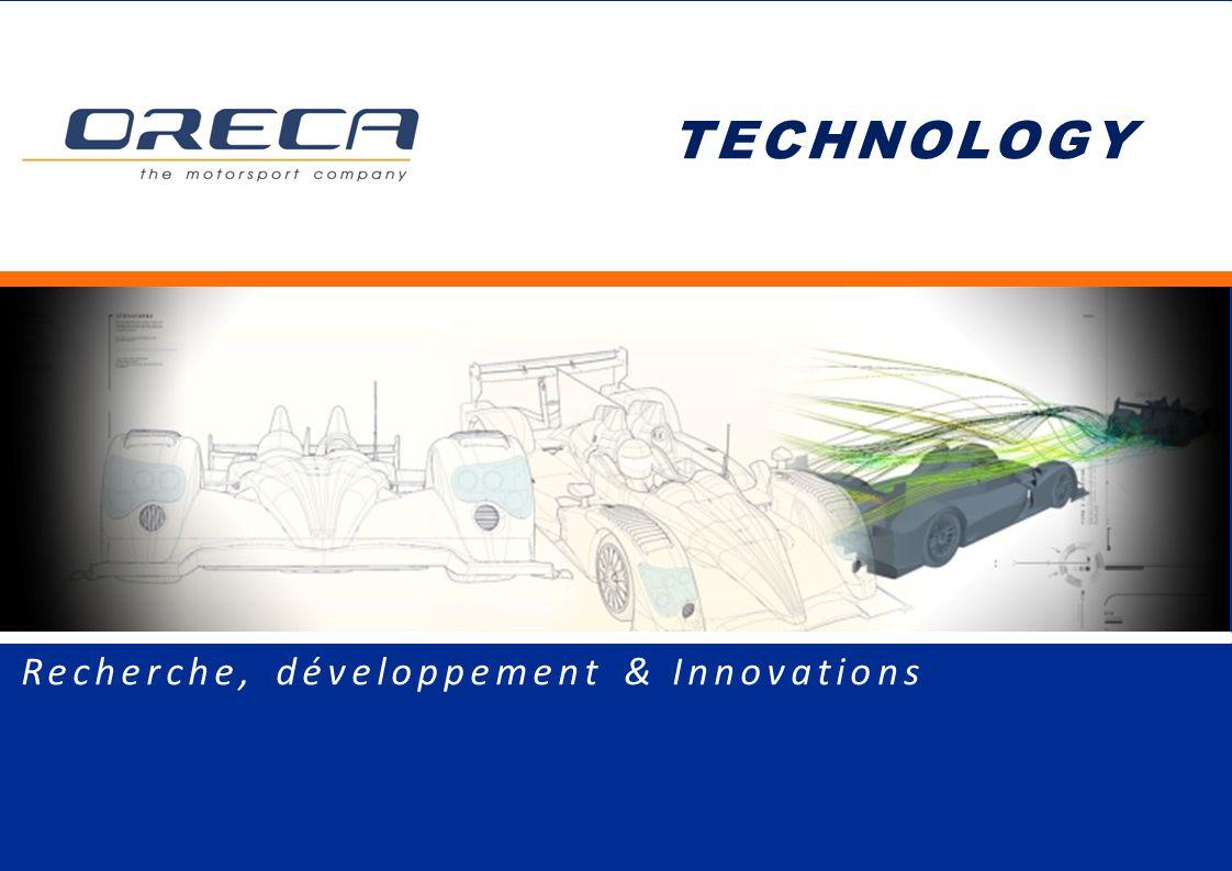 Recherche, développement & Innovations TECHNOLOGY