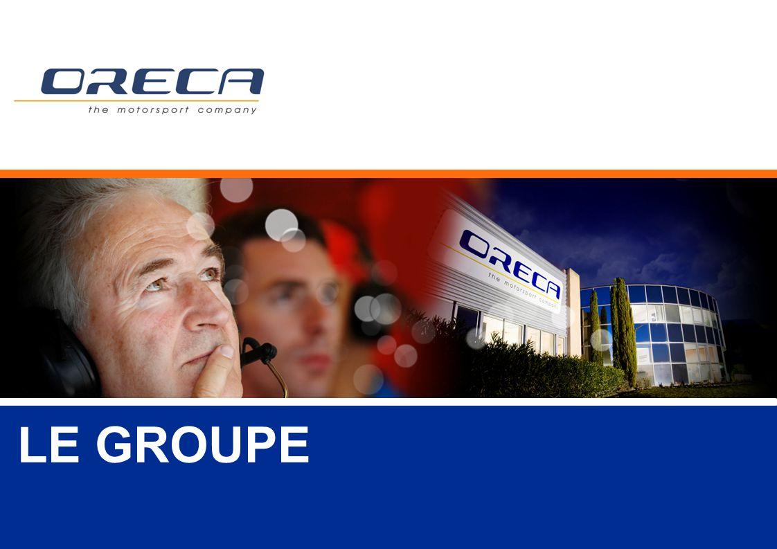 40 ans de succès sportifs … + de 380 victoires avec les constructeurs les plus prestigieux 19 72 Création dORECA 1 er Titre: Champion dEurope FIA Formule 2 Jacques Lafitte 19 75 19 76 - 19 85 Titres: - Championnat France F3 (8) - F3 Monaco Grand Prix (7) - Champion dEurope F3 ORECA devient le partenaire des grands défis des constructeurs - Peugeot: Ch.