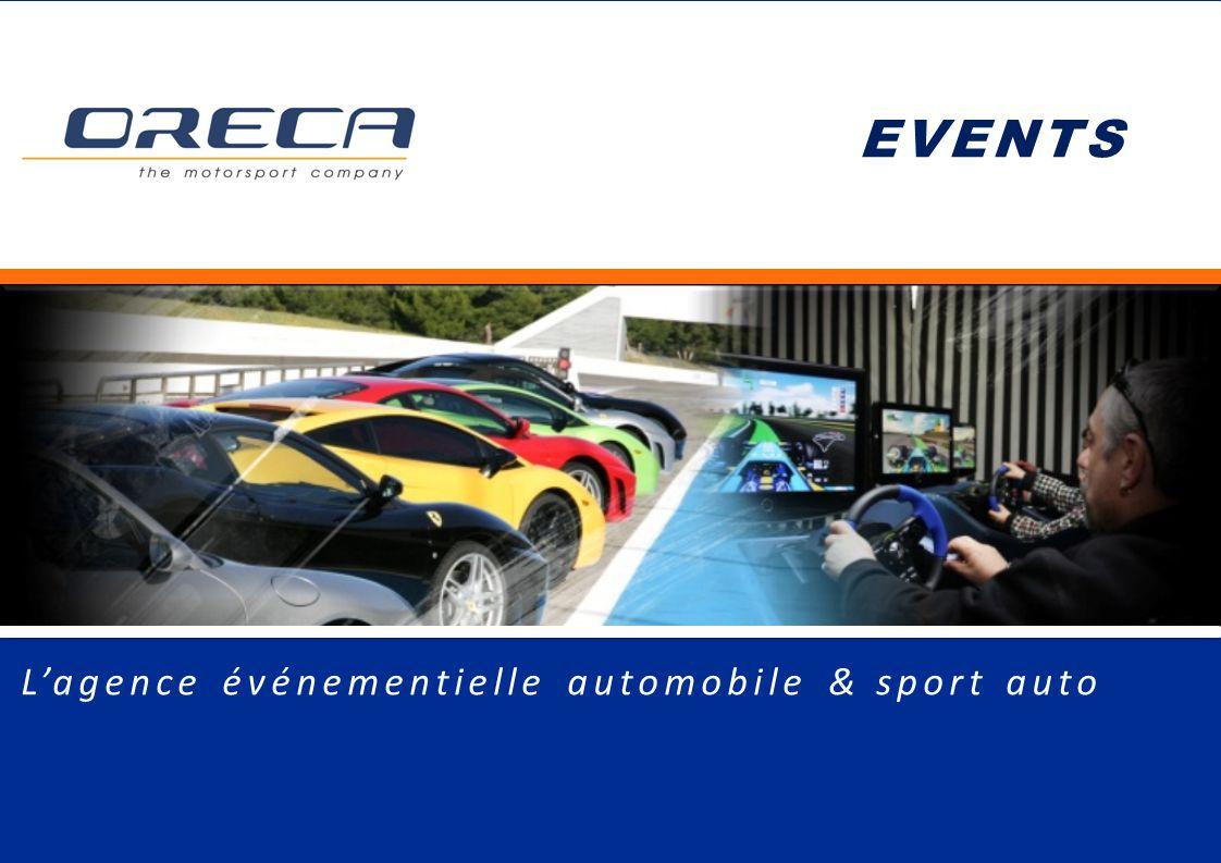 Lagence événementielle automobile & sport auto EVENTS