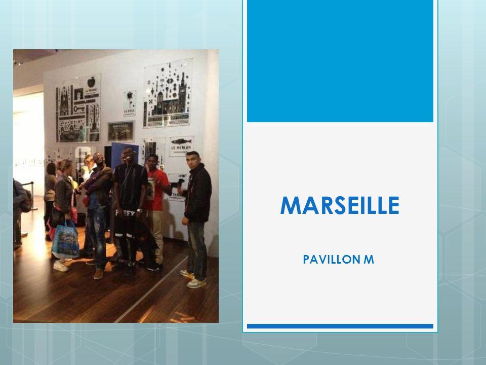 MARSEILLE PAVILLON M