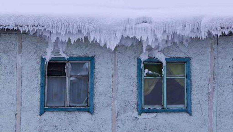 Fédération de Russie : Oymyakon, Terre de lextrême, la ville la plus froide du monde, -71,2 degrés Celcius enregistrés