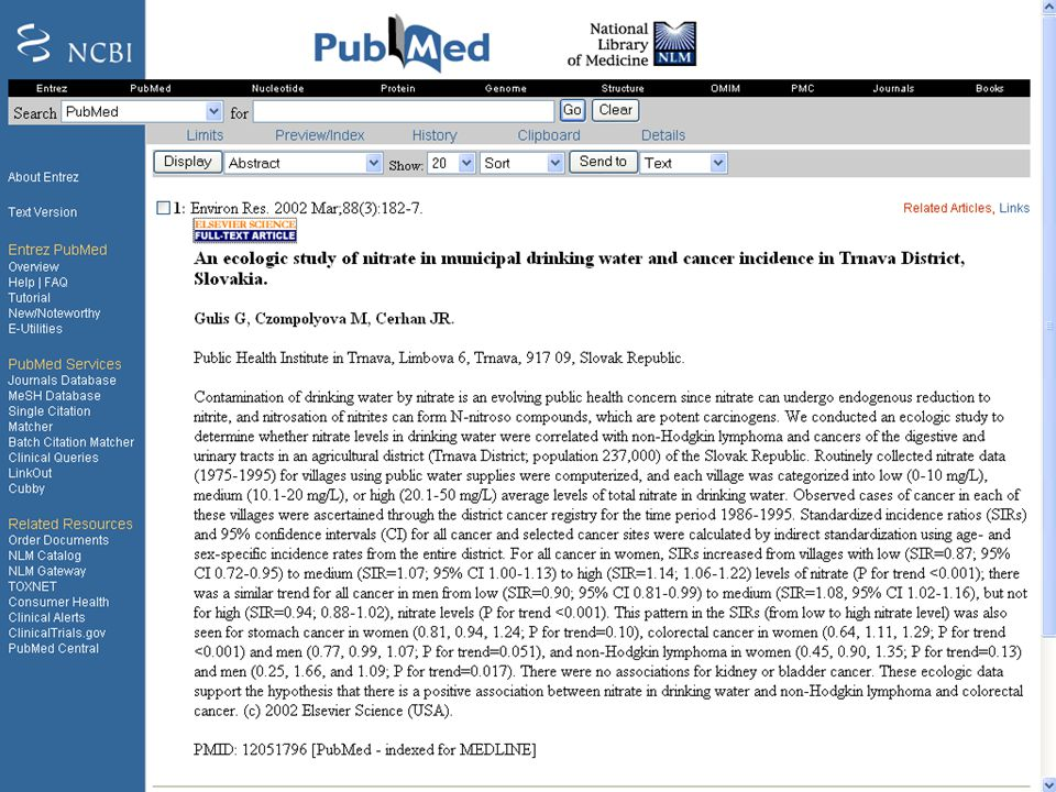 SciFinder : base de données en chimie, chimie appliquée et biotechnologies Près de 20 millions de références en chimie depuis 1907- Mise à jour : journalière Pas accessible via EZ proxy
