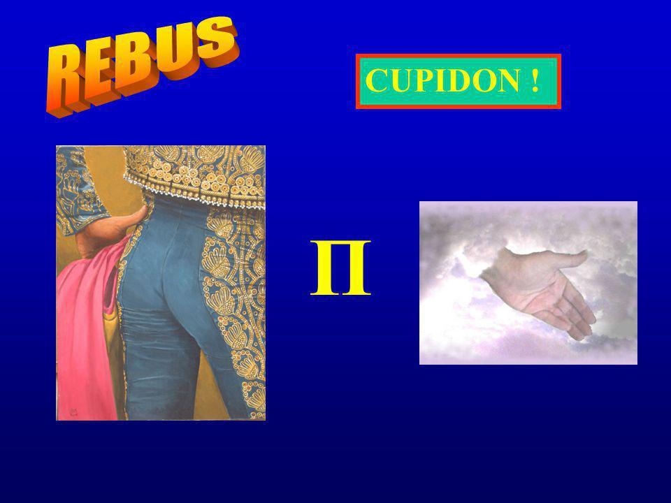 CUPIDON ! Π