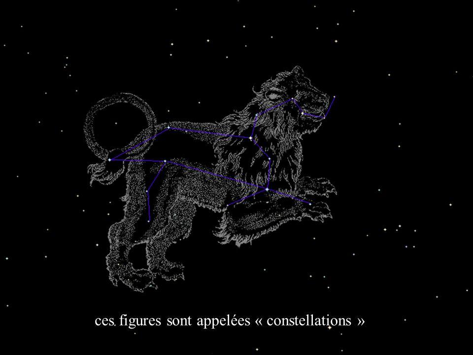 Club d'Astronomie - Lycée Saint Exupéry - Lyon ces figures sont appelées « constellations »