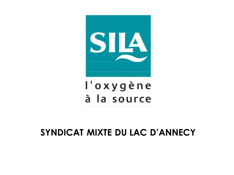 SYNDICAT MIXTE DU LAC DANNECY