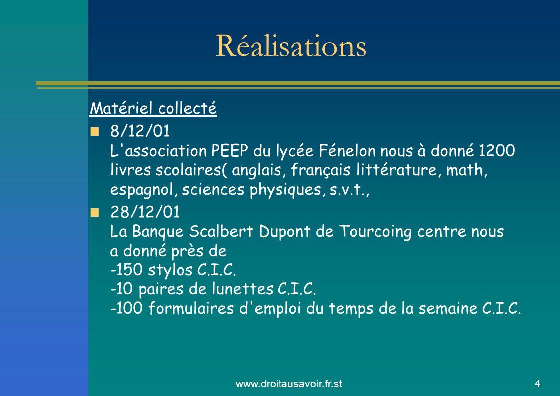 www.droitausavoir.fr.st5 -50 petites boîtes de crayon de couleurs C.I.C.