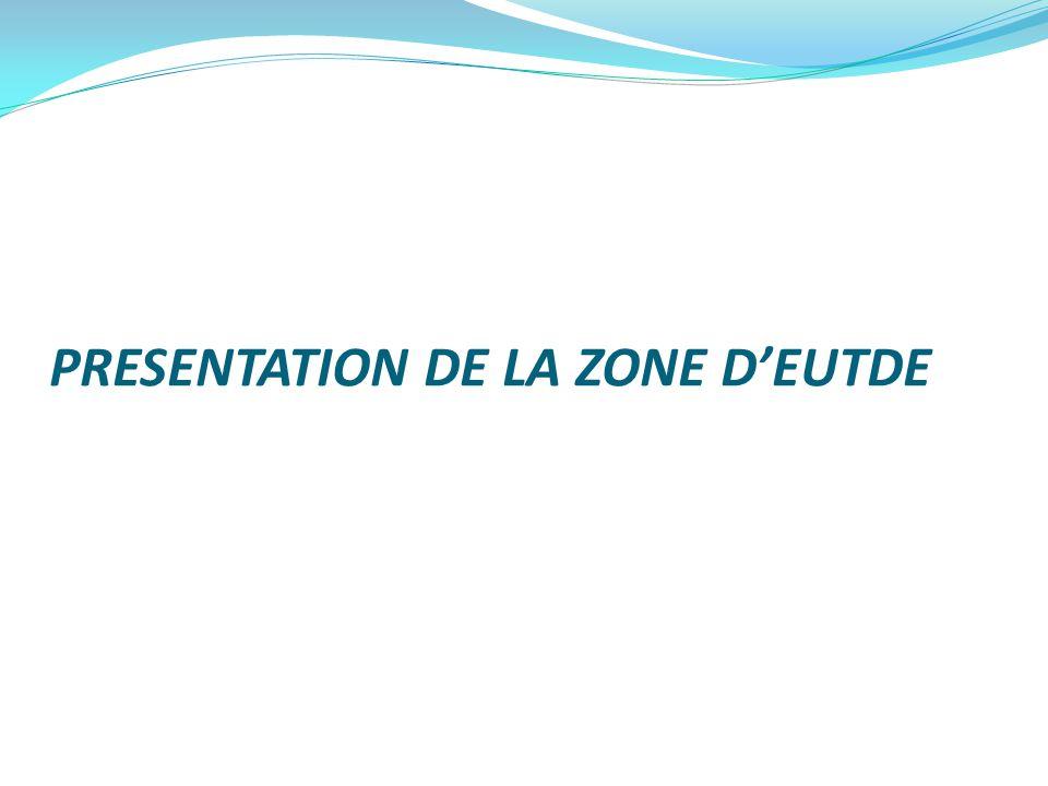 PRESENTATION DE LA ZONE DEUTDE