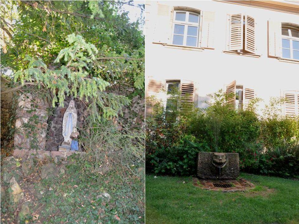 Ancienne maison de convalescence :maison de sainte Jeanne dArc