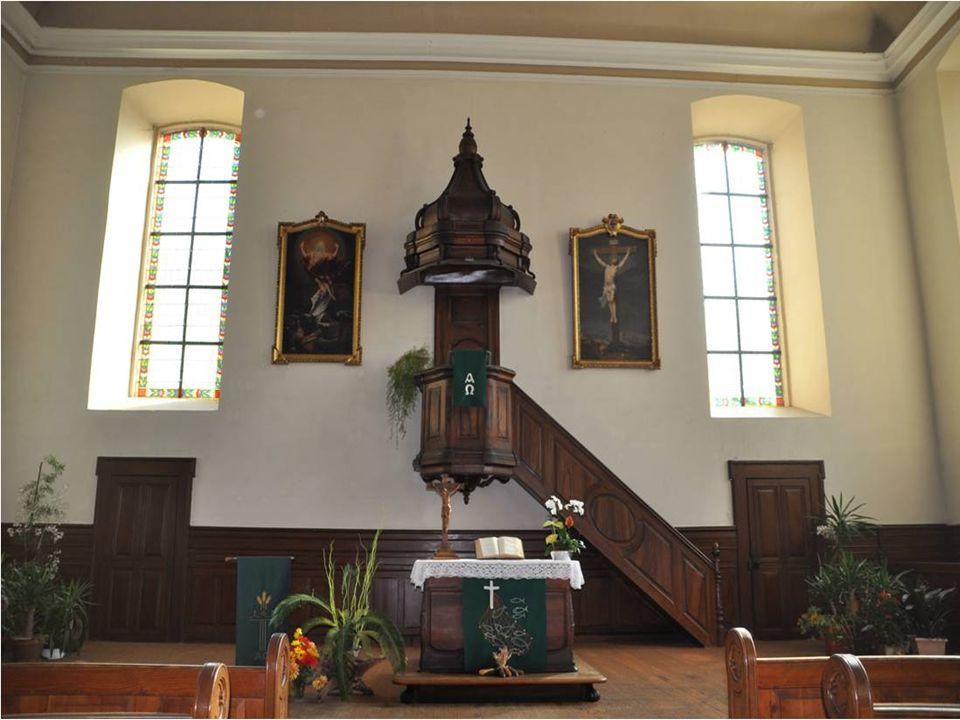 Orgue Schwenkedel du couvent de la providence