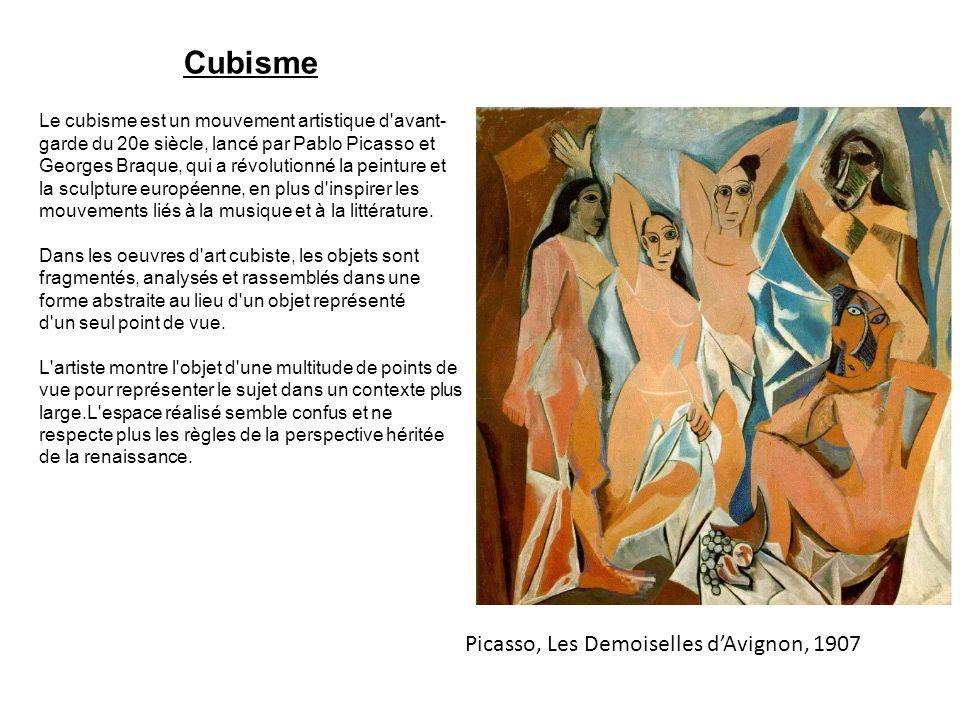 Le contexte - Quel évènement Picasso représente-t-il .