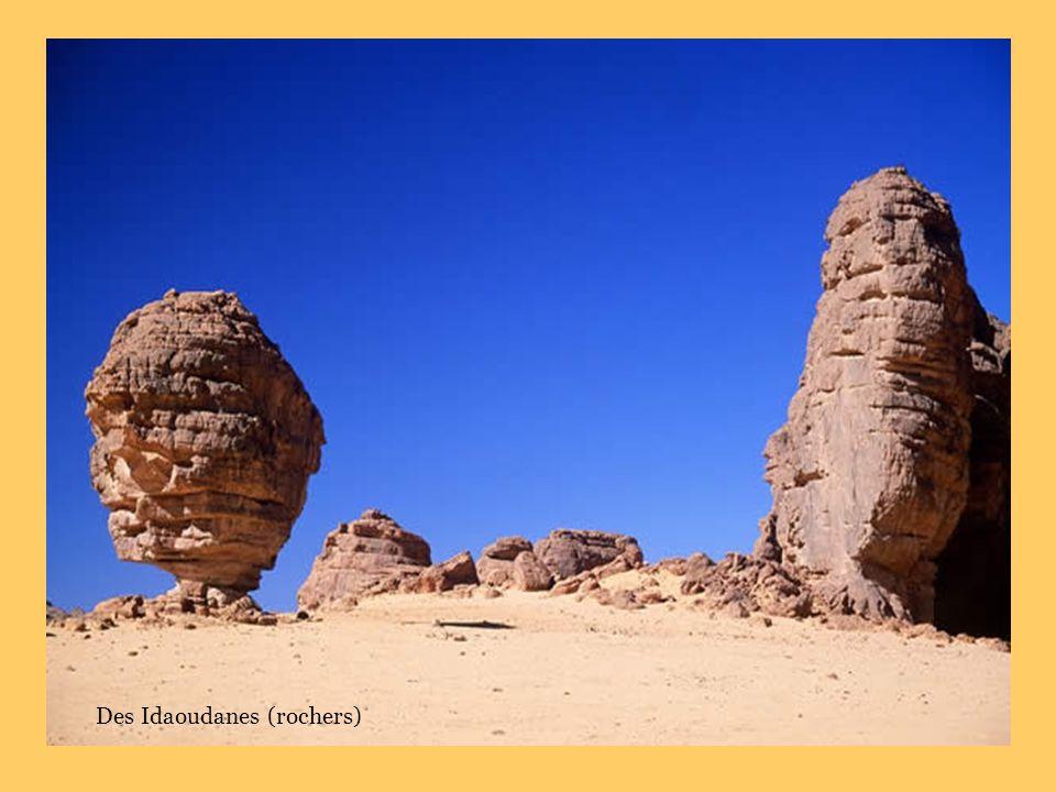 Vue du Canyon et du village dEdaren