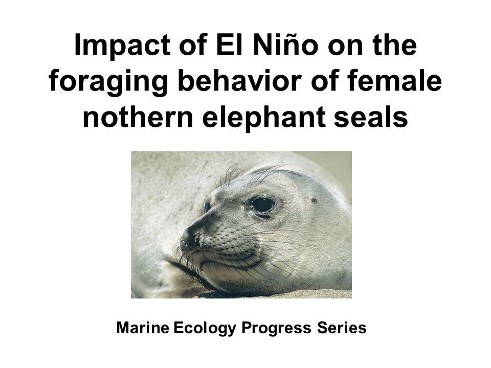 Introduction 1°- El Niño Phénomène périodique, atmosphérique et océanographique Augmentation de la température des eaux de surfaces équatoriales