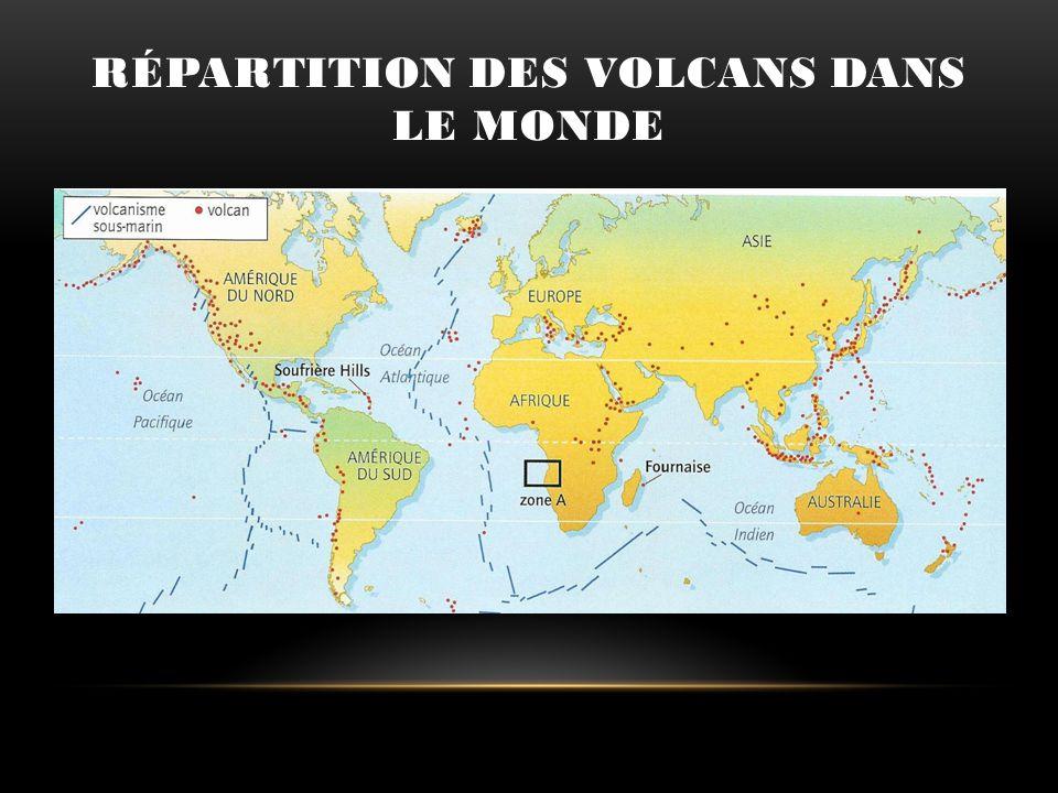 Il ny a pas de volcans sous la mer (Faux) Il y a des milliers de volcans sur la terre QUIZ