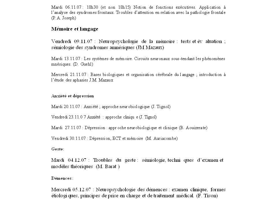 Définition et champ dapplication de la neurobiologie Pr.