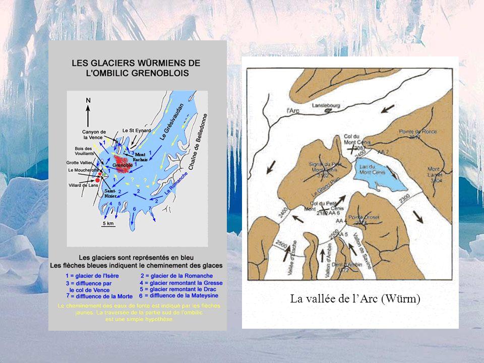 Annexes Les glaciers dans le monde