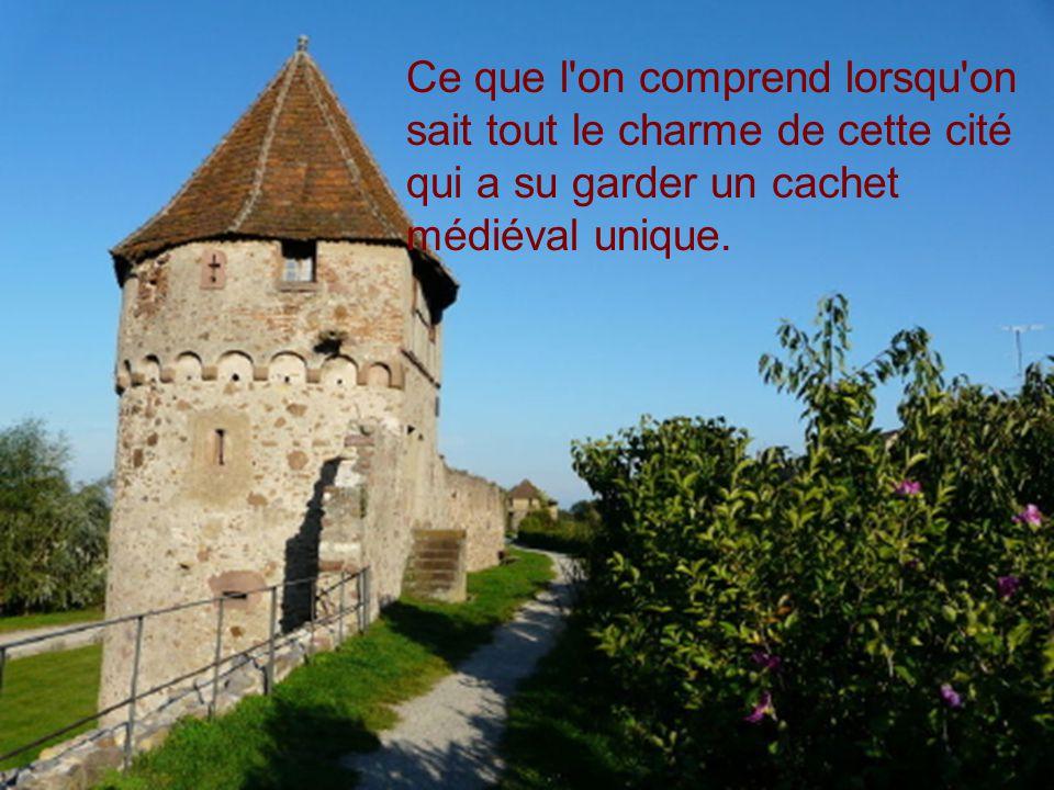 Ce que l on comprend lorsqu on sait tout le charme de cette cité qui a su garder un cachet médiéval unique.