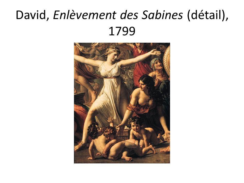 Le Brun, Les passions de lâme: leffroi, 1727