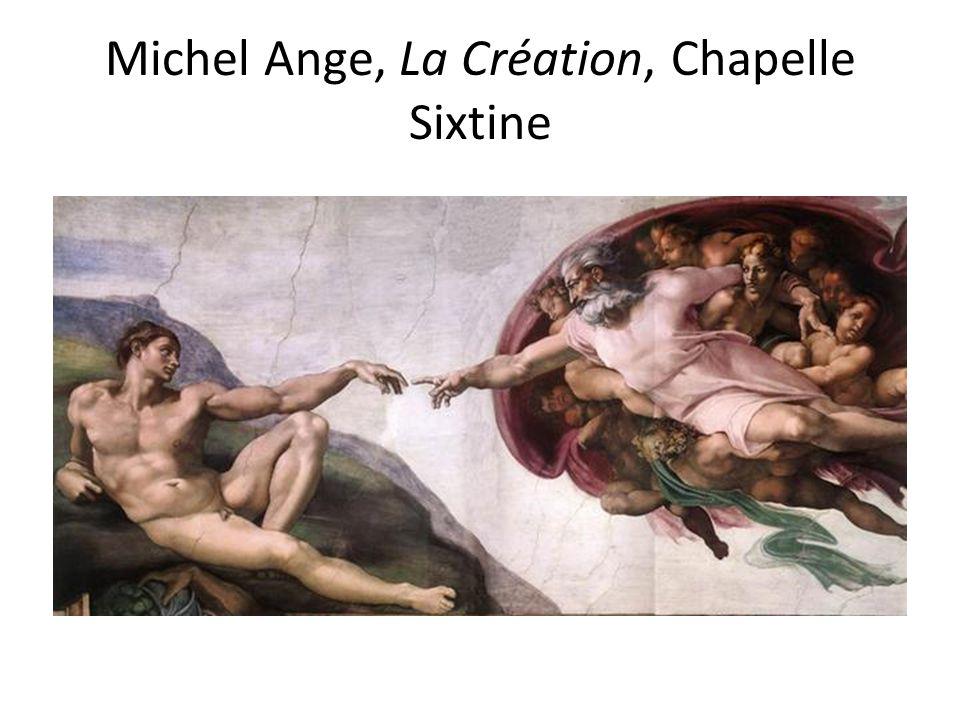 Michel Ange, La Tentation